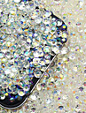 200 Manucure De oration strass Perles Maquillage cosmetique Nail Art Design