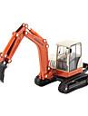 KAIDIWEI 2-i-1 Building Site Skid Steer Fleksibel Aflæsning Loader Metal Forklift