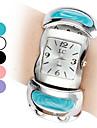 Femmes Bracelet en plastique style Casual Quartz Analogique (couleurs assorties)