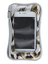 pele do tigre padrao de bolsa de neoprene para 5/5s iphone e outros