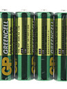 GP Greencell 1.5V AA Battery (4-Pack)