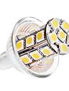 4W GU4(MR11) LED лампы типа Корн MR11 24 SMD 5050 360 lm Тёплый белый / Холодный белый DC 12 V
