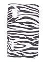 Zebra-Stripe Pattern Soft Case for LG Optimus L5 E612