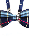 Simple Bowknot Neck Tie for Pets Dogs Cats (Assorted Color,Neck: 26-38cm)