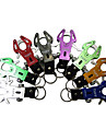 Middle-sized Stainless Steel Vise Pliers (Random Color)