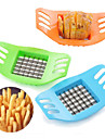 1PCS Potato Chips Vertical Cutter Slicer(Random Color)