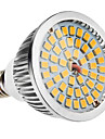 6W E14 Spot LED MR16 48 SMD 2835 650 lm Blanc Chaud AC 100-240 V