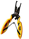 pcs Pliers Fishing Tools Orange Yellow g/Ounce mm inch,Titanium Alloy Metal Lure Fishing