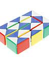 Cobra estilo plástico colorido mágico QI Cube