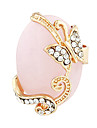 Large Opal Butterfly Ring(Assorted Color)