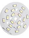 9W 900LM 6300K Белый 18x5630SMD Светодиодный модуль (29-32V)