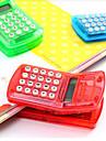 Poco Calculadora Clip (color al azar)