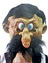 Long Nose Mask-olho Cruz com tampa da cabeca para festa a fantasia de Halloween