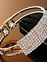Elegant Crystal Bangle Bracelet(Assorted Color)