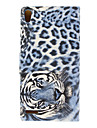 Tiger Head Full Body Case with Stand for HuaWei Ascend P6 (Optional Colors)