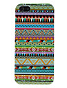 Fresh Ethnic Pattern Hard Case for iPhone 5/5S