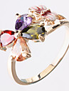 Crystal Ring Flor