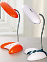1.8W table / bureau lampes rechargeables reglable de 36 LED (orange et blanc)