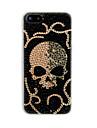Чехол для iPhone 5 с изображением черепа