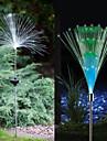 1-LED красочный свет СИД солнечный свет Волоконно-оптический свет Фонтан Садовая акций