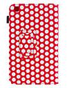 Pour Samsung Galaxy Coque Avec Support / Clapet / Motif Coque Coque Integrale Coque Forme Geometrique Cuir PU Samsung Tab 3 8.0