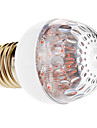 1W E27 18x3528SMD 50LM фиолетовый свет светодиодной лампы глобус (200-240V)