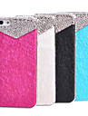 Joyland Zircon Ornament Fur Surface Back Case for iPhone 5/5S(Assorted Color)