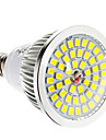 6W E14 LED Spotlight 48 SMD 2835 lm Warm White Dimmable AC 220-240 V
