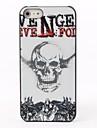 Caso Skull ala dura protettiva posteriore per iPhone 5/5S