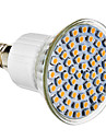4W E14 LED Spotlight 60 SMD 3528 300 lm Natural White AC 220-240 V