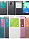 S View Window Flip Cover for Samsung Galaxy S5 I9600(Assorted Colors)