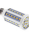 E26/E27 7 W SMD 5730 400-450 LM Warm White Corn Bulbs AC 100-240 V