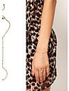 Shixin® 18Cm Women\'S Ivory Imitation Pearl Charm Bracelet(1 Pc)