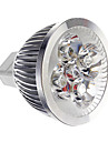 Focos LED MR16 GU5.3(MR16) 5W 270-330 LM Blanco Fresco DC 12 V