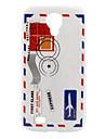 Envelope Design Hard Case for Samsung Galaxy S4 I9500