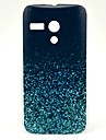 Growing Sparkle Pattern Plastic Hard Case for Motorala Moto G