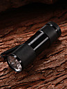 Ricaricabile 1-Mode 9xXP-G2 Impermeabile LED Flashlight (3xAAA, 120LM)