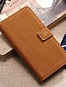 Soft Feel Pu Leather With Stand Wallet Case For Samsung Galaxy S5 I9600