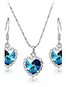 Crystal Heart - Corazon del Oceano Set