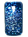 Growing Crystal Fragment Pattern Hard Case for Samsung Galaxy Trend Duos S7562