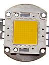 ZDM ™ поделки 100w высокой мощности 8000-9000lm теплый белый свет интегрированный модуль водить (32-35v)