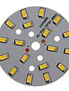 9W 800-850LM 5730SMD Интегрированный модуль теплый белый свет Светодиодные (27-30V)