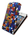 Square Matching Up-down Turn Over Full Body Case for iPhone 4/4S