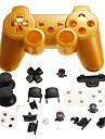 Replacement Controller Case & Accessories Kit for PS3 Controller Free Shipping