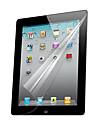 Anti-reflexo e anti-impressao digital protetor de tela com pano de limpeza para iPad 2/3/4 (1 Pack, Ferramentas 1Installtion)
