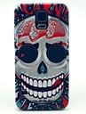 Pour Samsung Galaxy Coque Motif Coque Coque Arriere Coque Crane Polycarbonate pour Samsung S5