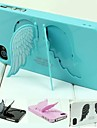 DSD® Colorful Cute Angel's Wings ABS Case Cover for iPhone 5/5S(Assorted Colors)