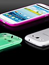 VORMOR® Ultra Thin Frosted Cover Case for Samsung Galaxy S3 9300 (Assorted Colors)