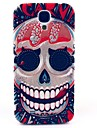 Cool Skull Pattern Hard Case Cover for Samsung Galaxy S4 I9500