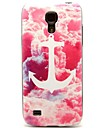 Colorful Anchor Pattern Hard Plastic Cases for  Samsung Galaxy S4 mini I9190